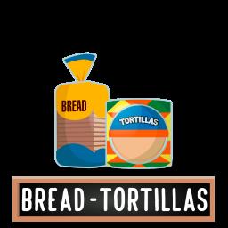 Frozen Bread & Tortillas