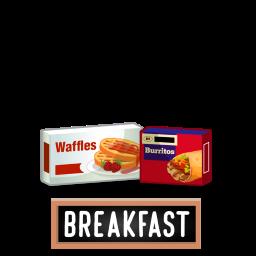 Frozen Breakfast