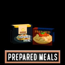 Frozen Prepared Meals