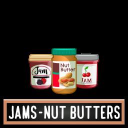 Jams & Nut Butters
