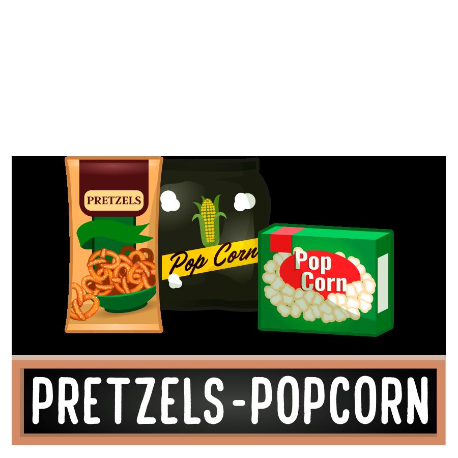 Pretzels & Popcorn