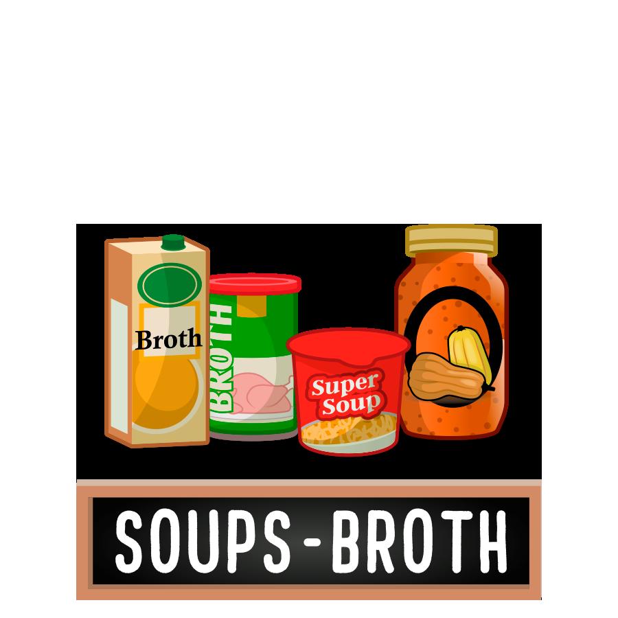 Soups & Broth